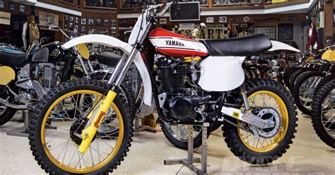 1978 yamaha hl500 tom white s early years of motocross museum cycle world