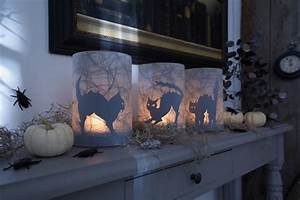 Deco Halloween Diy : diy halloween decorations 3 ideas for the halloween party ~ Preciouscoupons.com Idées de Décoration