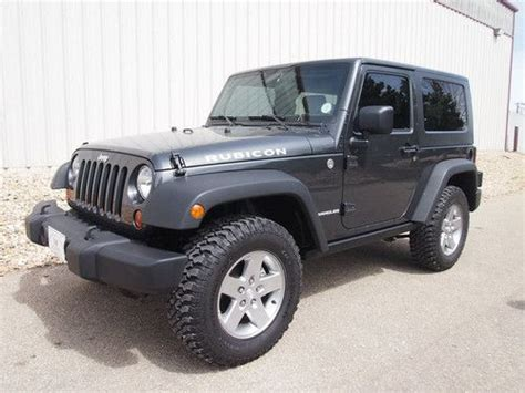 used 2 door jeep rubicon buy used 2010 jeep wrangler rubicon 4wd sport utility 2