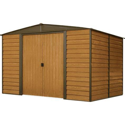 Arrow Woodridge Steel Storage Sheds by Arrow Woodridge 10 X 12 Storage Shed