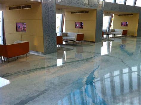 Seamless Flooring / Artistic resin floor / Pavimenti in