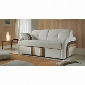 Fermo canape convertible confortable canape cuir for Canape convertible confortable