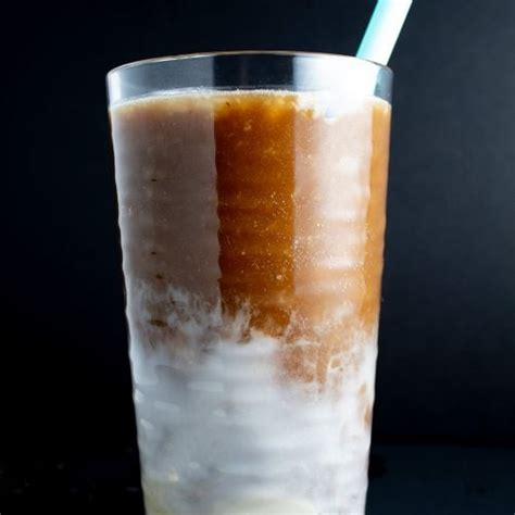 Of course, most people don't add an entire cup of milk to their coffee. Keto Iced Coffee with Keto Sweetened Condensed Milk and ...