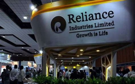 mukesh ambani led reliance industries
