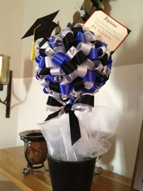 decoracion para graduacion de universidad de varon colores para decorar una de graduaci