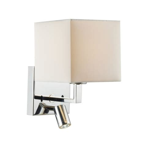 modern bed reading wall lights with integral led reading light