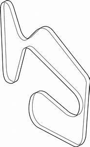 Chevrolet Monte Carlo Serpentine Belt  Belts  Drive  Liter