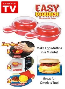 easy eggwich    tv carolwrightgiftscom