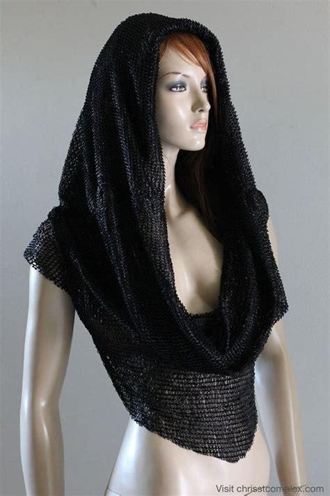 Gothic Goth Medieval L Hoodie Hood Scarf Hat Tshirt By
