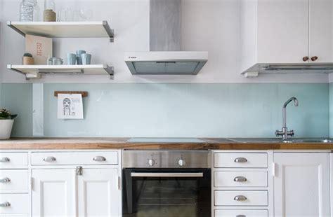 No Backsplash :  9 Beautiful Non-tile Kitchen