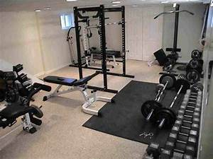 Home Gym Equipment - Scooby's Home Workouts