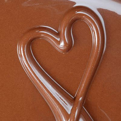 Chocolate Hearts Image by Healthy Chocolate Recipes Health