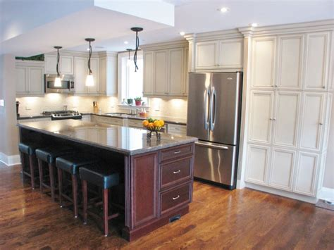 Leaside Toronto Kitchen Remodel Custom Kitchen Design