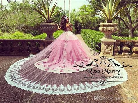 Pink Masquerade Sweet 16 Quinceanera Dresses 2017 Ball