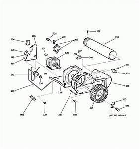 28 Ge Electric Dryer Parts Diagram