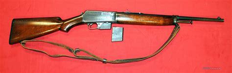 Winchester 1907 Sl Self Loading 351 Wsl W 2 For Sale