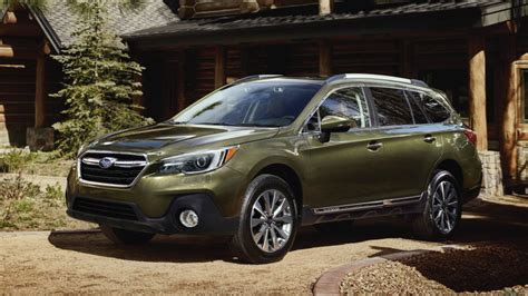2019 Subaru Legacy, Outback Cost More, Get More Features