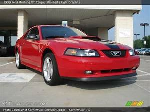 Rio Red - 1999 Ford Mustang Gt Coupe