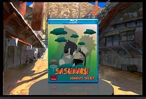 SasuNaru Konoha39s Secret Movies Box Art Cover By Igotmilk21