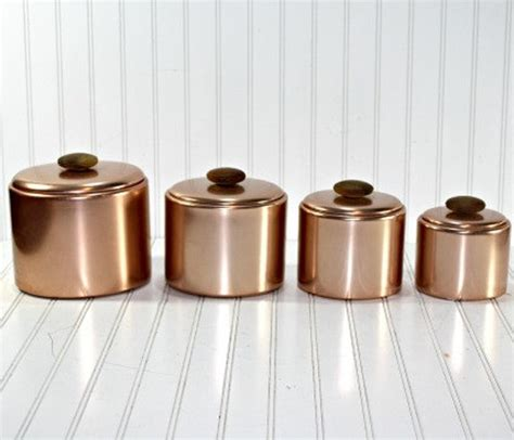 copper kitchen canisters 42 best images about canisters on copper