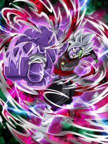 Image - UR Fusion Zamasu HD png Dragon Ball Z Dokkan