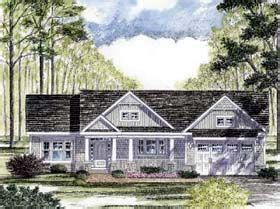 Traditional Style House Plan 94182 with 3 Bed 2 Bath 2