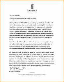Child Custody Character Reference Letter Example