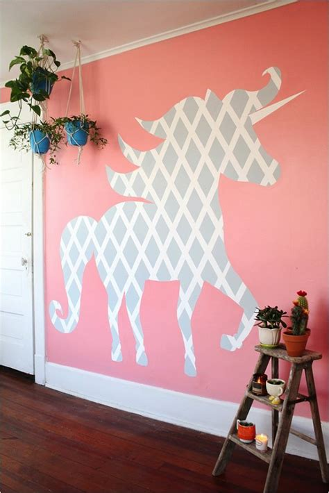 unicorn themed crafts    life colorful