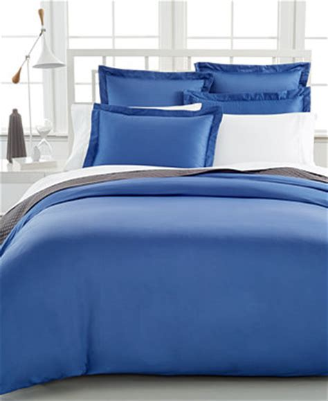 charter club comforter charter club damask solid 500 thread count pima cotton
