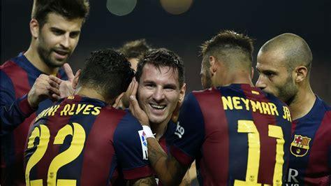 Barcelona coach Luis Enrique says clasico won't decide ...