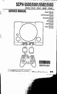 Sony Playstation Scph