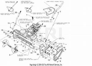 Mtd 31as2s1e795  2016  Parts Diagram For Frame