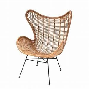 Fauteuil En Osier : 30 fauteuils qui n attendent que vous elle d coration ~ Melissatoandfro.com Idées de Décoration