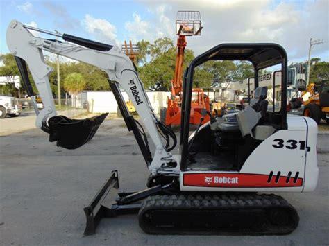 bobcat  mini  lb excavator blade plumbed stick  speed  sale  united states