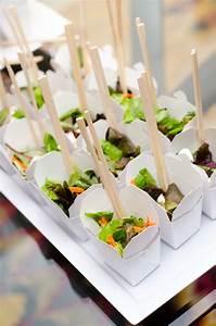 Creative Wedding Food Presentations - Weddings Illustrated