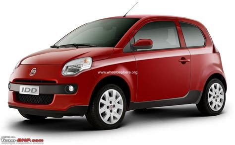 Small Fiat Car by Fiat S India Bound Small Car Team Bhp