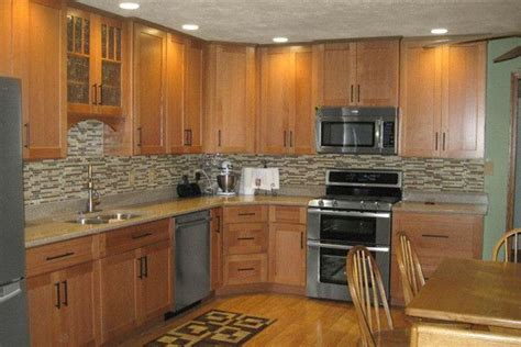 colors for a kitchen with oak cabinets best kitchen paint colors with oak cabinets for the home 9813