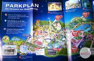 2015 Disneyland Park Map