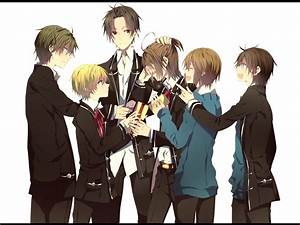 Anime Group Of Friends Boys And Girls | www.imgkid.com ...