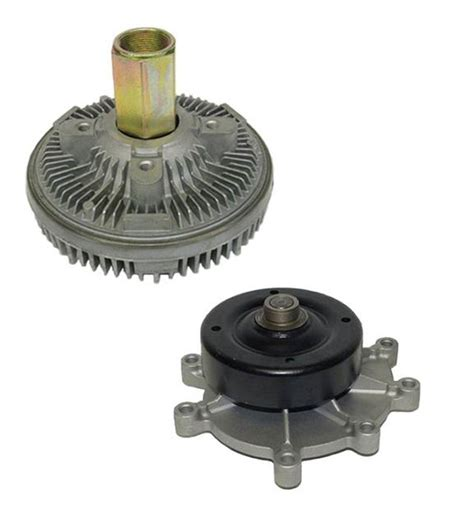 what does a fan clutch do 2002 2008 dodge ram 1500 3 7l 4 7l new usm water pump