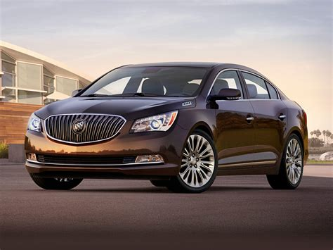 buick lacrosse price  reviews features