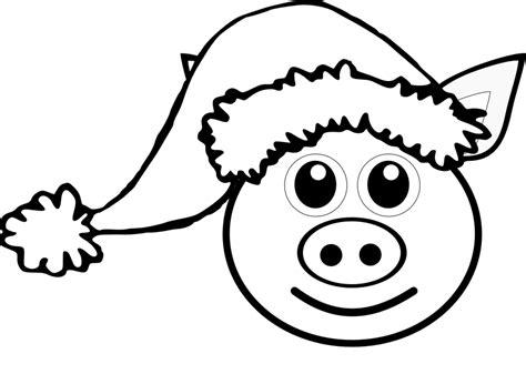 pig face clip art clipartioncom