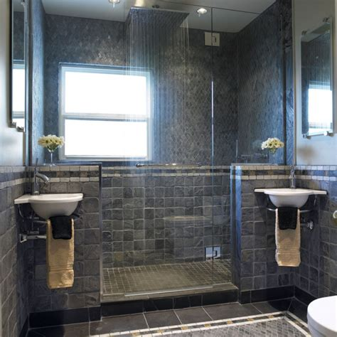 Cool Tiled Bathrooms by 20 Small Bathroom Tile Designs Decorating Ideas Design