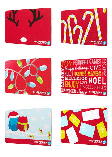 christmas 2013 shoppers drug mart on behance