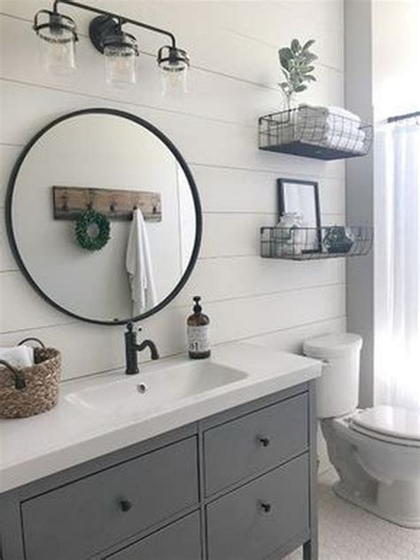 modern farmhouse bathroom farmhouse room
