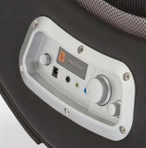 v rocker se video gaming chair wireless black with grey