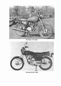 Honda Cg125 76 91 Service Manual
