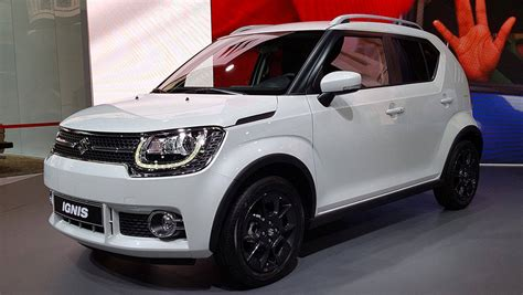suzuki ignis confirmed  australia car news