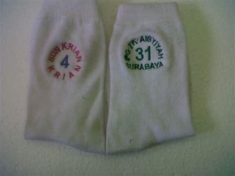 Kaos Kaki Polos Sd Dan Smp produsen kaos kaki sekolah logo sd smp sma dan kaos kaki
