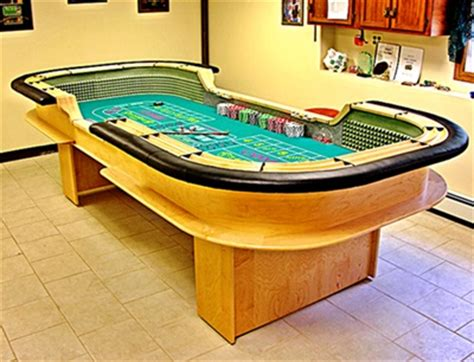 Build Your Own Craps Table  Axis Power Craps